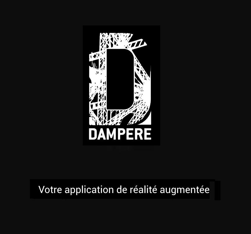 Dampere - Application de Realité augmentée
