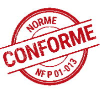 norme NF P 01-013